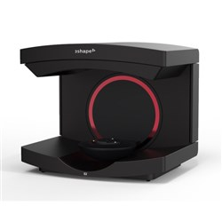 E2 Red Scanner with Crown and  Bridge Package