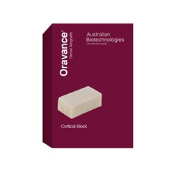 ORAVANCE Cortical Block 7mm x 11mm x 20mm