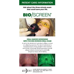 BIOSCREEN Patient Info Brochure