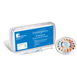 ENDOSEQUENCE BC GP Obturation Kit .06 BC Sealer Wheel Tips