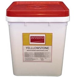 LORDELL Yellowstone 20kg Pail