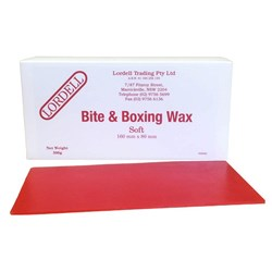 LORDELL Bite & Boxing Wax Red 500g