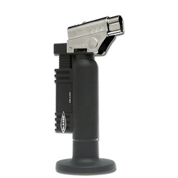 Blazer Angled Head Micro Torch Black