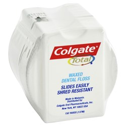 Colgate Total Dental Ribbon Dispenser Surgery Size 137m