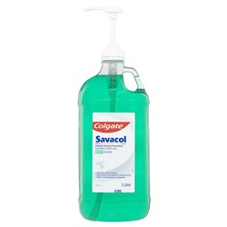 Colgate Savacol Preoperative Mouth Rinse 3L Pack of 2