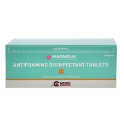 Antifoaming Disinfectant Slow Releasing Tablets Pack of 50