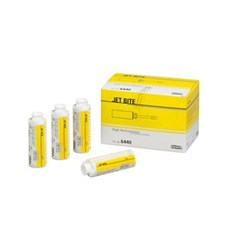 JET BITE Microsystem 25ml x 4 Cartridges & 20 mixing tips