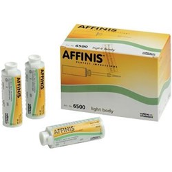 AFFINIS Microsystem Light Body 25ml x 4 cart & 20 mix tips