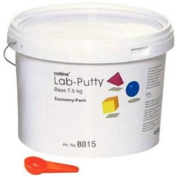 LAB PUTTY 7.5kg Base 5000ml & Spoons