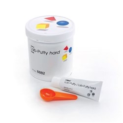 LAB PUTTY Hard Kit 1.8kg Base 900ml & Activator 40ml