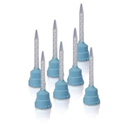 Automix Mixing Tips Blue 1:1 Pack of 50 TempoCem & PermaCem