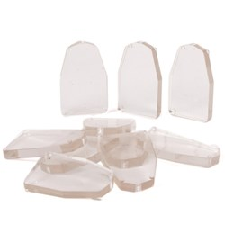 DVA Base Plates Quadrant Box of 100