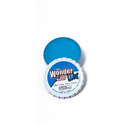 WONDER WAX Blue 70g Tin Crown & Bridge Wax
