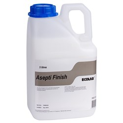 ASEPTI Finish 5L Bottle