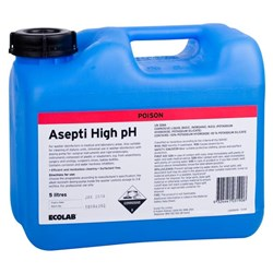 ASEPTI High pH 5L Bottle Neodisher FA