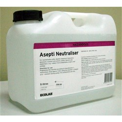 ASEPTI Neutraliser 5L Bottle Neodisher