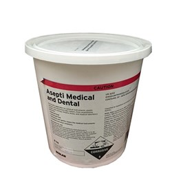 ASEPTI Granulated Cleaner 8kg