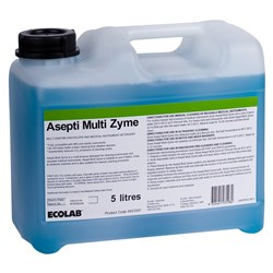 ASEPTI Multizyme Liquid 5L Btl