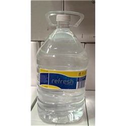 REFRESH PURE Distilled Water 5L