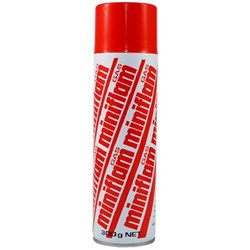 MINIFLAM Gas Recharge 300g Red Lid with Attachments