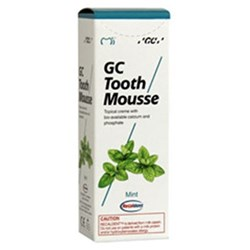 TOOTH MOUSSE Mint 40g Tube Box of 10