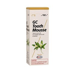 TOOTH MOUSSE Vanilla 40g Tube Box of 10