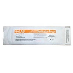 Sterilisation Pouch HALAS 57 x 70mm Box of 200