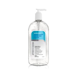 Microshield Angel Clear Hand Gel Antimicrobial 500ml bottle