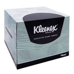 KLEENEX Hand Towel Executive 32 x 32.5cm Pk of 75 Ctn of 6