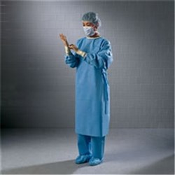 EVOLUTION Surgical Gown Large Sterile with Towel Pack of 36