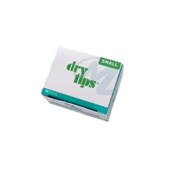 Dry Tips Small Green Box of 50