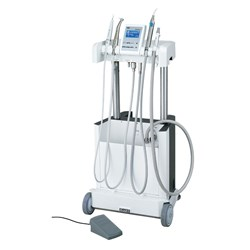 NSK Dentalone Mobile Cart with VA170 Scaler NLX Nano excl HP