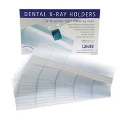 Dental Xray Holders 10 x 10  Pockets Pack of 100