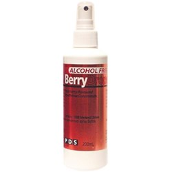 BERRY DROPS Mouth Rinse Concentrate 200ml bottle