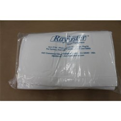 CYCLONE Dust Collector Paper Filter Bags Pack of 10
