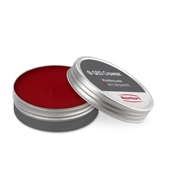 GEO CROWAX Modeling Wax Red Transparent 80g