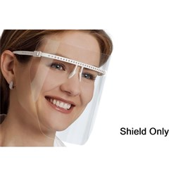 POLY VISTA-TEC Shields Refill Pack of 5