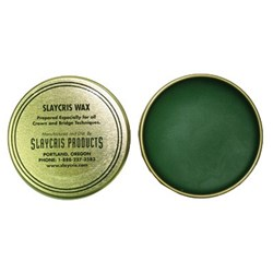 SLAYCRIS Wax Green 84g Tin Regular