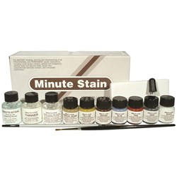 MINUTE STAIN Large Kit 72cc 7 Colours