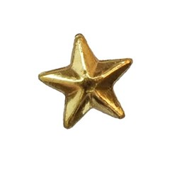 Twinkles Star Small Gold 22k