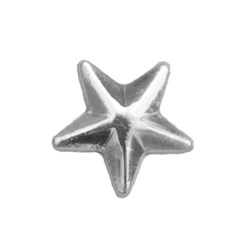 Twinkles Star Small White Gold 18k