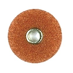 "SOFLEX Disc Pop on Coarse Orange 1/2"" 12.7mm Pack of 85"