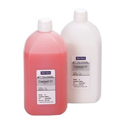 Vertex CASTASIL 21 A&B 1000ml Bottles