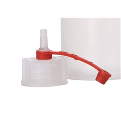 Vertex PE plug for PE Bottle