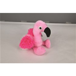 Zooby Stuffed Animal Flamingo