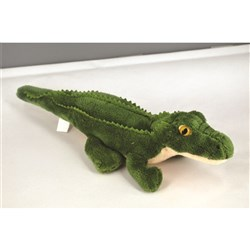 Zooby Stuffed Animal Gator