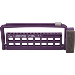 STERI ENDO Guard 11 Engine and 5 Hand Files Plum
