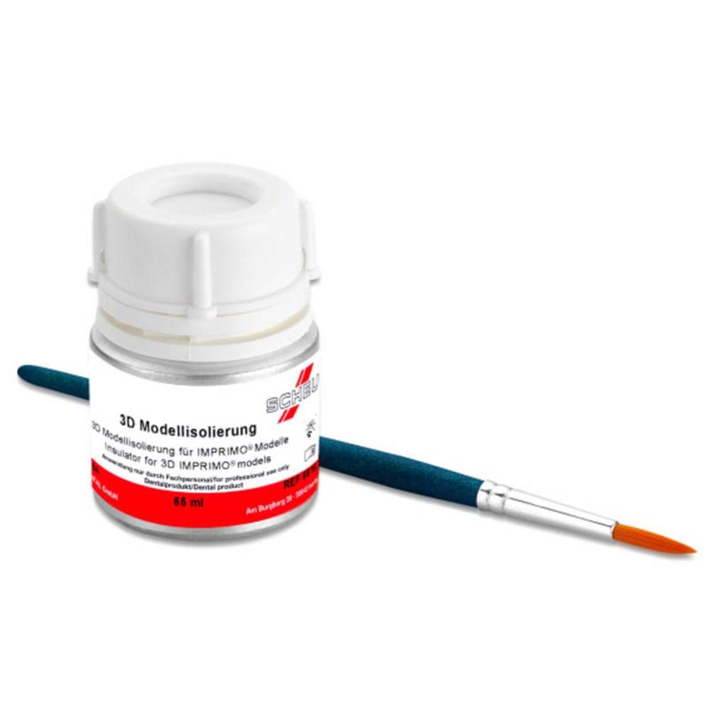 S-6510 - 3D Model Insulation Liquid 65ml - Henry Schein Australian