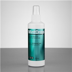 MINT DROPS Mouth Rinse Concentrate 200ml bottle