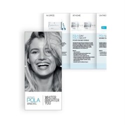 POLA Marketing Material Patient Handout Stand